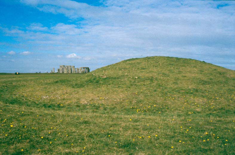 Photo of Stonehenge Round Barrow